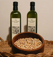Extra virgin olive oil - products Umbria